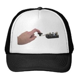 RetroCommunications082609 Trucker Hat