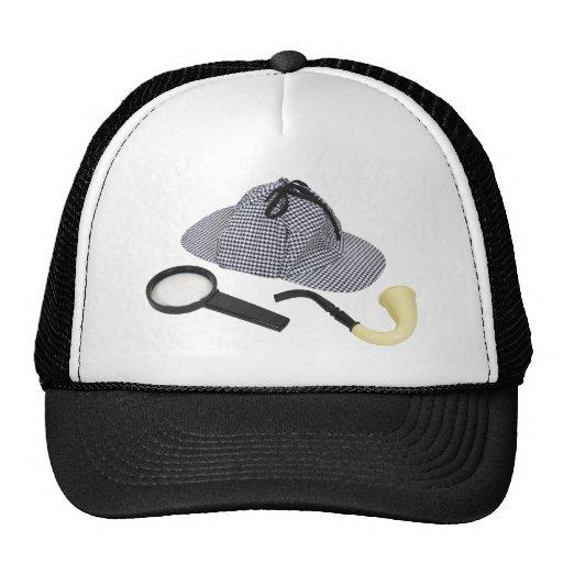 RetroDetectiveTools050110 Mesh Hat