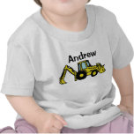 retroexcavadora, Andrew Camiseta
