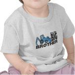Retroexcavadora de hermano mayor camisetas