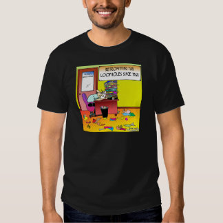 Retrofitting Tax Loopholes T-shirt