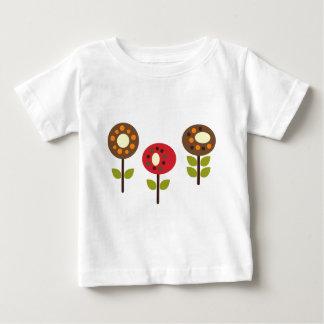 RetroFlower3 Camisas