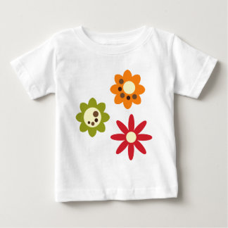 RetroFlower5 Camisas
