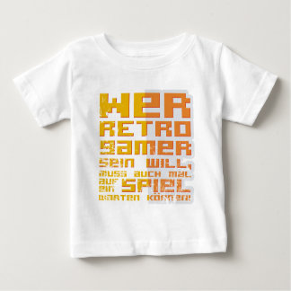 retrogamer_dd_used.png baby T-Shirt