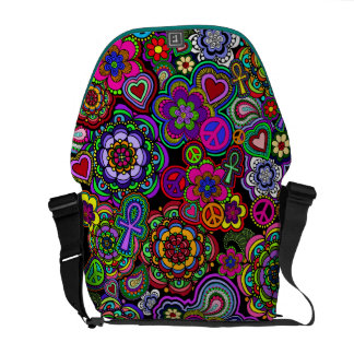 Retromania 2 Messenger Bag