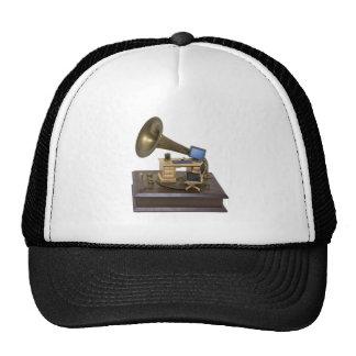 RetroOfficeModernTools072709 Trucker Hat