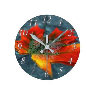 Retroreflection Clock