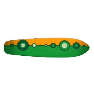 retrOs Skateboard Deck