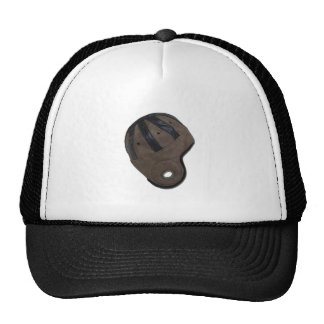 RetroStyleHelmet091711 Trucker Hat