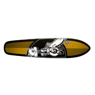 Retrotoon Skateboard Deck