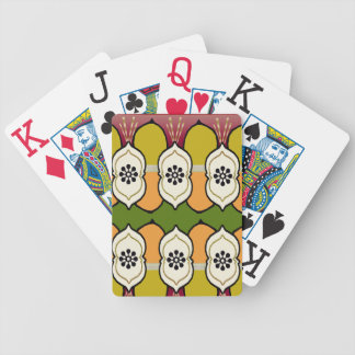 retrovoids bicycle playing cards