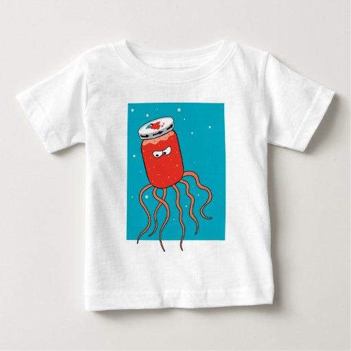 Retruécano de las medusas t shirts