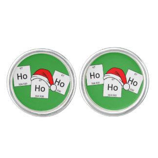 Retruécano del navidad del elemento de la química gemelos