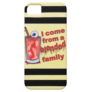 Retruécano mezclado divertido de la familia funda para iPhone SE/5/5s