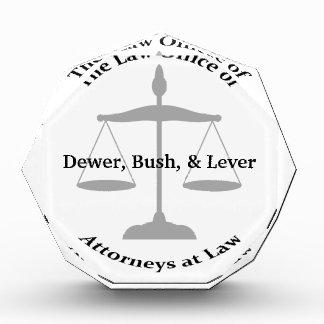 Retruécanos del bufete de abogados