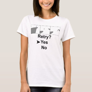 Retry (Game On!) Women's T-Shirt
