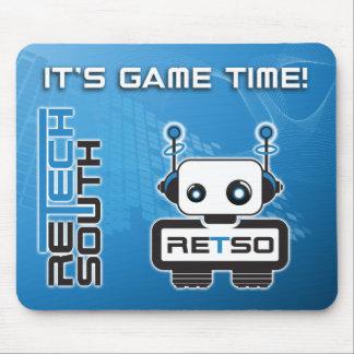RETSO Game Time Mousepad