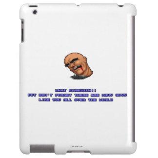 Retsu KO'ed 2 Funda Para iPad
