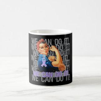 Rett Syndrome Rosie WE CAN DO IT Mug