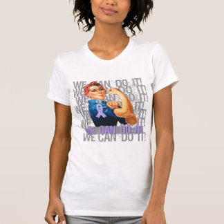Rett Syndrome Rosie WE CAN DO IT Tee Shirts