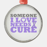 Rett Syndrome Someone I Love Needs A Cure Ornaments