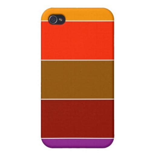 rettangoli, FUTURECATDESIGN.COM iPhone 4/4S Fundas