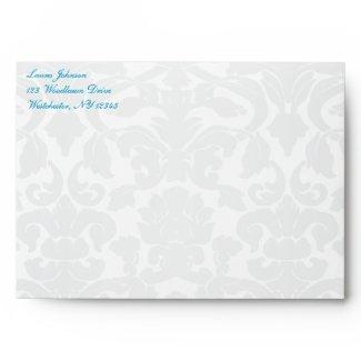 Return Address Envelope for 5