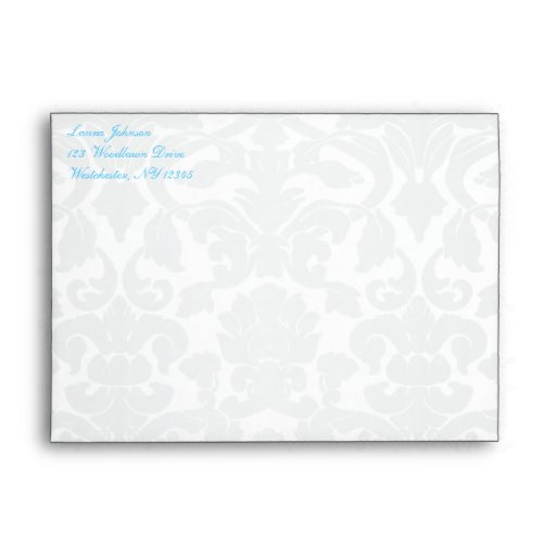"""Return Address Envelope for 5""""x7"""" Size Products"""