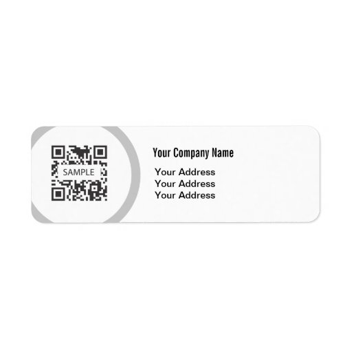 Return Address Label Generic 2