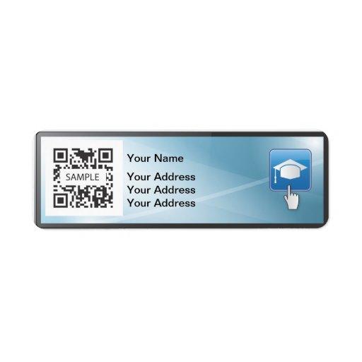 Return Address Label Template Online Degrees