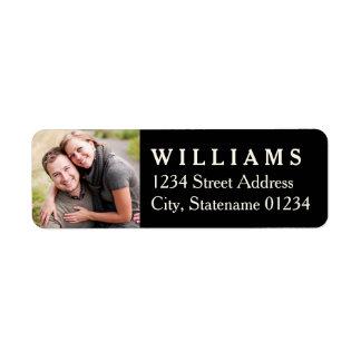 Return Address Labels | Custom Photo