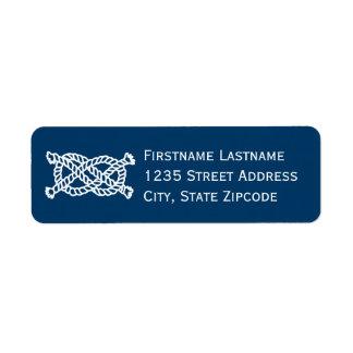 Return Address Labels Nautical Theme