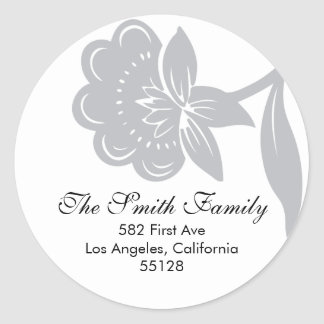 return address seal (label)
