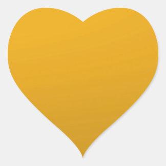 Return Gifts DIY Gold Blank TEMPLATE : NVN64 FU Heart Sticker