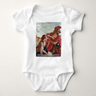 Return Jephthah By Pellegrini Giovanni Antonio Shirt