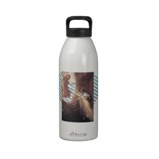Return of Persephone by Frederic Leighton Reusable Water Bottles