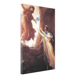 Return of Persephone - Lord Frederic Leighton Canvas Print