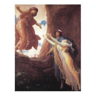 Return of Persephone - Lord Frederic Leighton Postcard