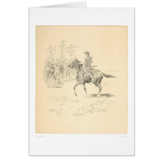 Return of Scout (1419A) Greeting Cards