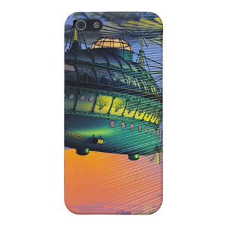 Return of the Albatros - iPhone Case by Joseph Maa Cover For iPhone 5/5S