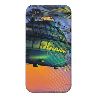 Return of the Albatros - iPhone Case by Joseph Maa Covers For iPhone 4