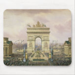 Return of the Ashes of the Emperor to Paris Mouse Pad