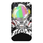 Return of the Astronaut God iPhone 4 Cases