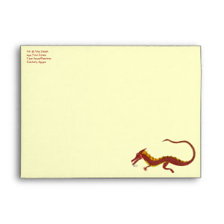 Return Of The Dragon (Cut-Out) Envelope