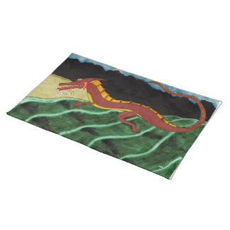 Return Of The Dragon Placemat