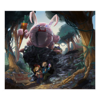 Return of the Good Easter Bunny Poster