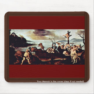 Return Of The Hunt By Piero Di Cosimo Mouse Pad