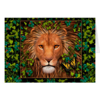 Return of the King Notecard Greeting Card