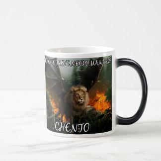 Return Of The Necromancers Magic Mug