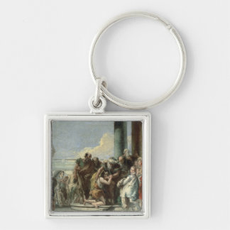 Return of the Prodigal Son, 1780 Keychain